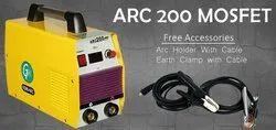 Arc 200 Amp Portable Machine