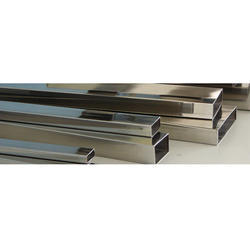 Polished Stainless Steel Square Pipe