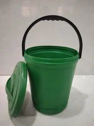 Prisha Hdpe 20 Ltr Blow Moulded Dustbin