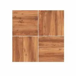 Natural Mosaic Gloss Wood Brown Wall Tile, Thickness: 0-5 Mm, Size: 30 * 60 (cm)