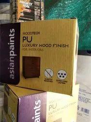 PU Wood Finish Paint