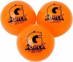G Force Nylon Roller Hockey Liquid Filled Balls