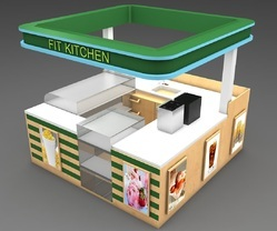 Stall Fabrication Services