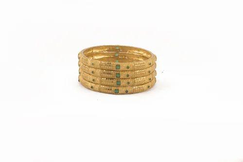 0b8744d7e82f9 One Gram Gold Bangles For Women