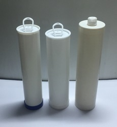 Plastic Empty Grease Cartridge