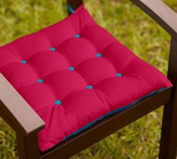 Plain Lushomes Chair Cushion, Used: Chair Pad
