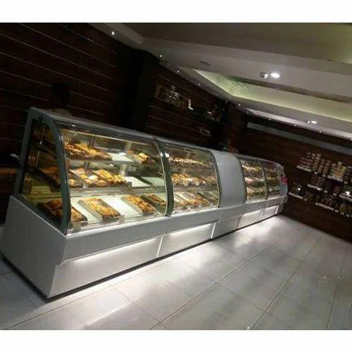 Biscuit Display Counter