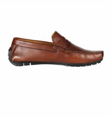 2e8e0cc5bc2 Casual Wear Van Heusen Tan Loafers Shoes