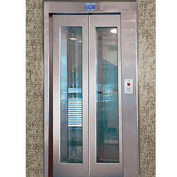 Glass Door Passenger Lift