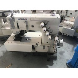 Kansai DLR1503PTF Sewing Machine, For Heavy Material, Max Sewing Speed: 2000-3000 (stitch/min)