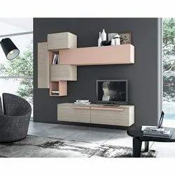 LED TV Plywood Cabinet