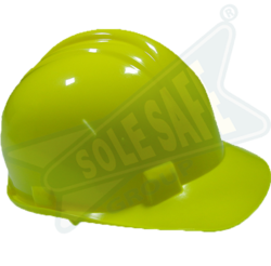 PVC and HDPE Industrial Safety Helmet