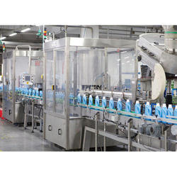 Bottle Filling Line Machine