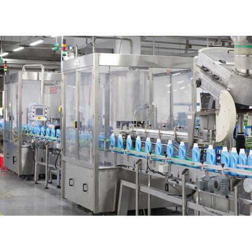 Bottle Filling Line Machine