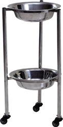 Kick Bucket And Bowl Stand
