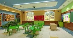 School Interior Turnkey Projects