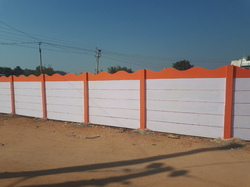 RCC Folding Compound Walls