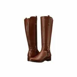 Men Stylish Leather Riding Boot