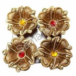 Golden Stone Diya 7092004891046