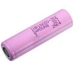 Samsung 35E, 3.7V, Lithium Ion