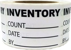 Inventory / Stock Labels