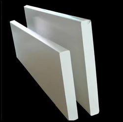 White WPC/PVC Cut PCS, Size: 8ftx4ft