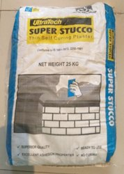 Ready Mix Based Polmer . Gray Super Stucco, Packaging Type: Bag, Packaging Size: 25 Kgs