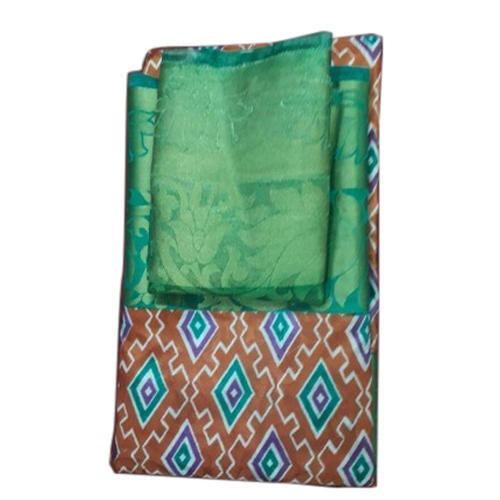 Party Wear, Festive Wear Pure Raw Silk Saree