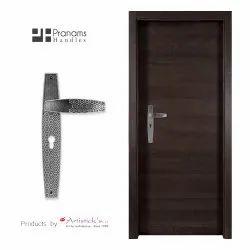 Antique Brass Door Handle Sets