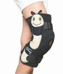 Designer Knee Wrap Hinged