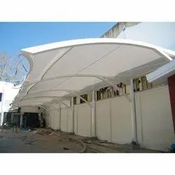 Tensile Membrane Structure Shed