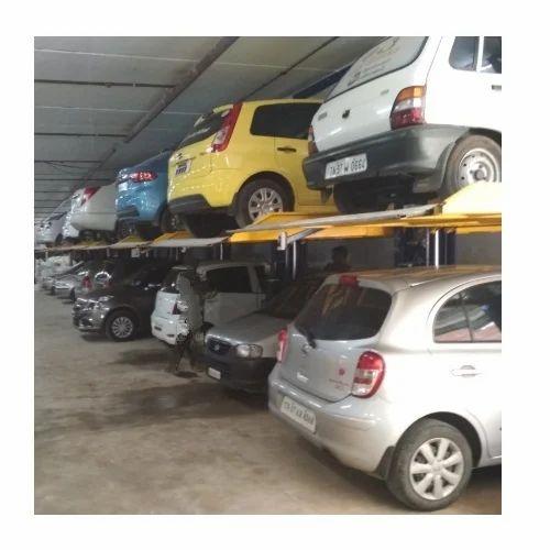 Multilevel Car Parking System - Two Post Car Parking System