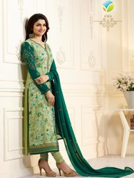 Blue Red Green Pink Straight Ladies Suits