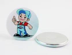 Megnetic Badge Material