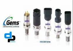 Setra 3100B00200S01B Pressure Transmitter 0-200 Bar