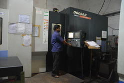 HMC Machining Facility