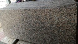 Polished Slab Milky Granite, For Flooring, Thickness: 15-20 Mm