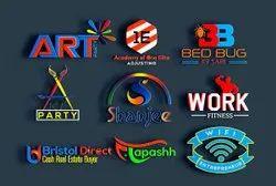 3d Logo Graphic Designing Services