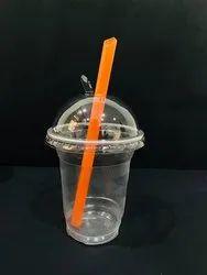Disposable Thickshake Glass