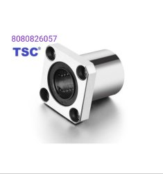 LMK13 UU Linear Slide Bush Bearing Square Flange TSC