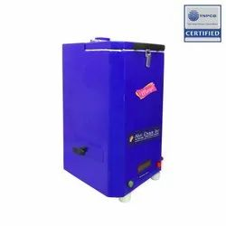 Medium Capacity Sanitary Napkin Incinerator