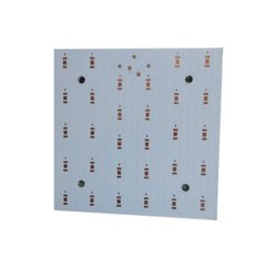 80W LED MCPCB, Shape: Square