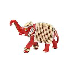 Metal Elephant  Handicrafts