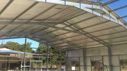 Swimming Pool Sheds
