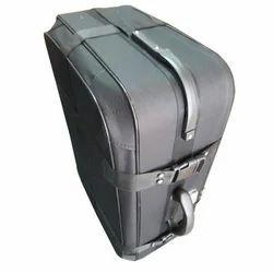 Grey Trolley Suitcase
