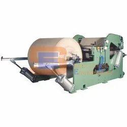 Surface Slitting Rewinder Machine