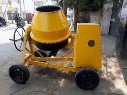 Manual Two Bag Concrete Mixer Machine, Power: 5 hp