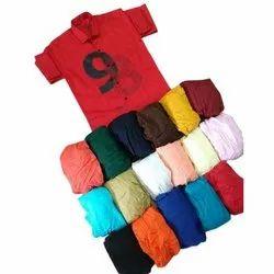 Party Wear Mens Collar Neck Plain Cotton Shirt, Machine wash