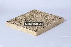 NISHABD WOOD WOOL INSULATION BOARD