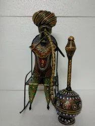 Home Decorative Musician